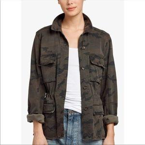 NWT James Perse Camo Jacket medium size 2